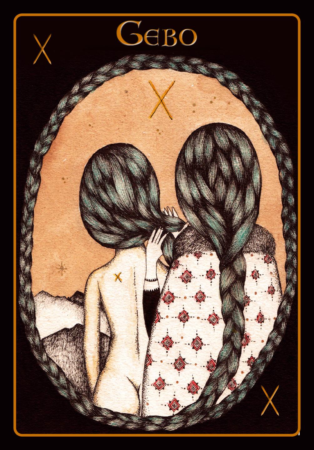Runenorakel Karten DE 85 x 122mm.indd